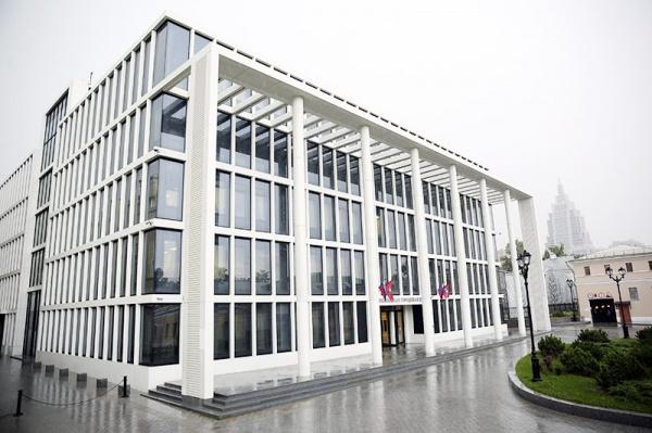 Мосгордума, новое здание Фото: пресс-служба Мосгордумы