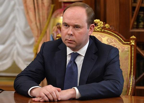 Антон Вайно|Фото: kremlin.ru