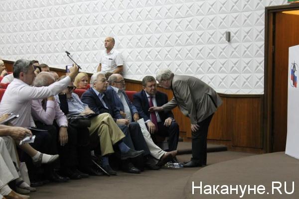 Союз журналистов России, Всеволод Богданов|Фото: Накануне.RU