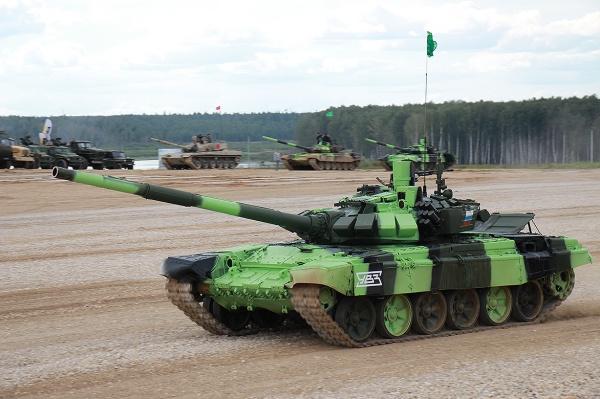 УВЗ танковый биатлон|Фото: uvz.ru