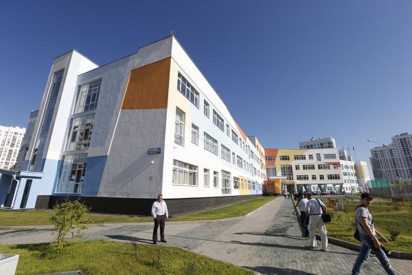 школа Академический открытие|Фото: ДИП губернатора Свердловской области