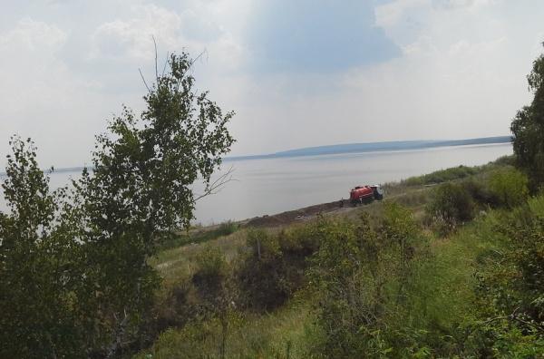 озеро Синеглазово, мор рыбы,|Фото: ОНФ Челябинская область