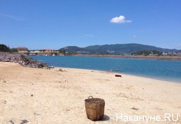 Вьетнам, Нячанг, пляж, отдых, море, туризм, отпуск|Фото: Накануне.RU