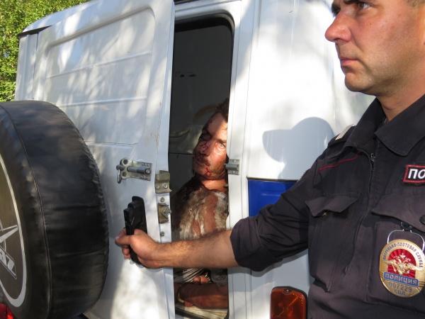 задержание преступника полиция|Фото: В.Н. Горелых