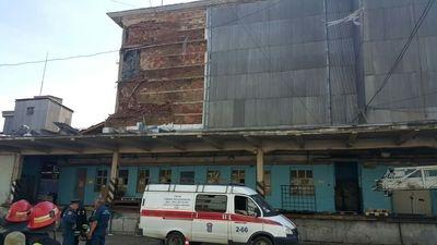 хладокомбинат Норд стена обрушение Екатеринбург|Фото: prokuratura.ur.ru