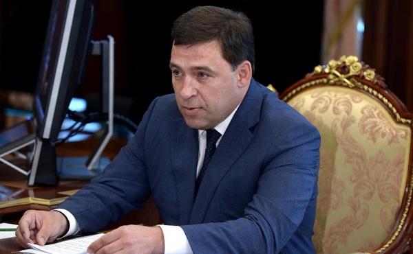 Евгений Куйвашев|Фото: пресс-служба президента РФ