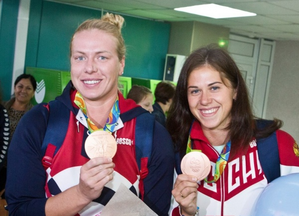 Анна Тимофеева, Екатерина Лисунова|Фото: Сургутская трибуна