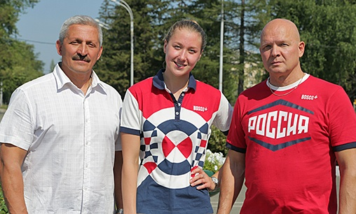 Дарья Устинова|Фото: пресс-служба УВЗ