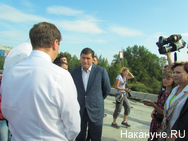 мост в Нижнем Тагиле, Куйвашев Фото: Накануне.RU