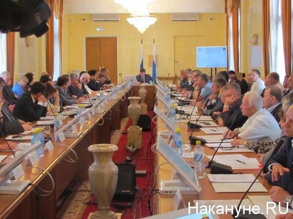 совещание по развитию Нижнего Тагила, Евгений Куйвашев|Фото: Накануне.RU