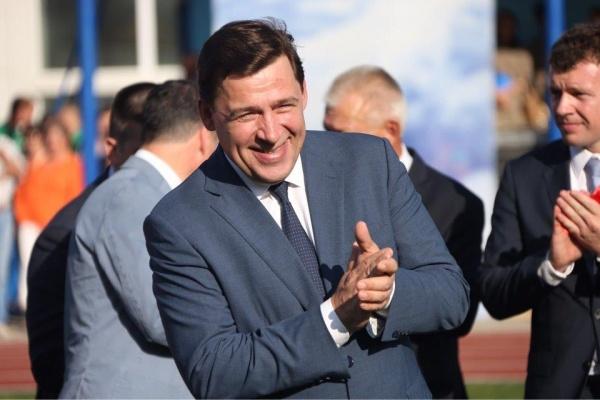 Евгений Куйвашев Нижняя Тура визит|Фото: ДИП губернатора Свердловской области
