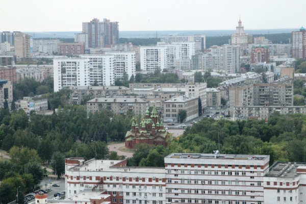 Челябинск, центр,|Фото:пресс-служба администрации Челябинска
