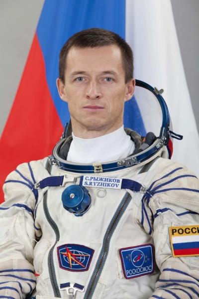 Сергей Рыжиков, полет в космос, экипаж МКС-49/50|Фото: roscosmos.ru