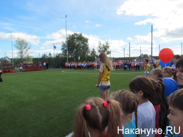 стадион, Североуральск|Фото: Накануне.RU