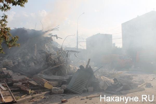 снос здания(2016)|Фото: Фото: nakanune.ru