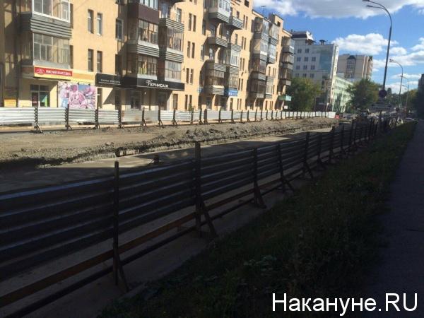 Степана Разина, ремонт теплотрассы, ремонт дорог|Фото: Накануне.RU
