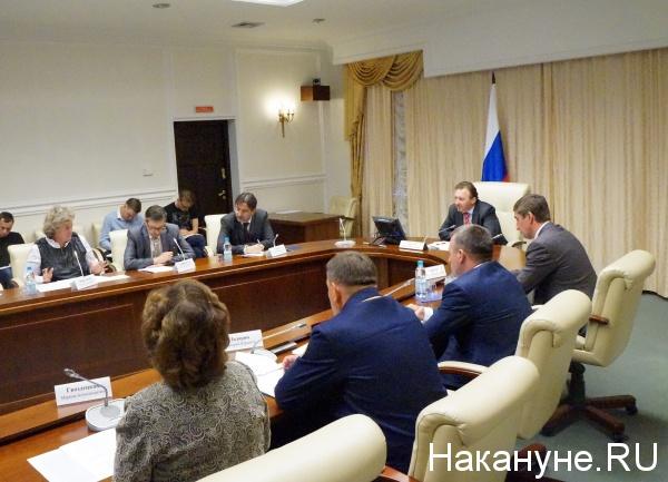 Совет по информационной политике при полномочном представителе Президента Российской Федерации  в Уральском федеральном округе|Фото: