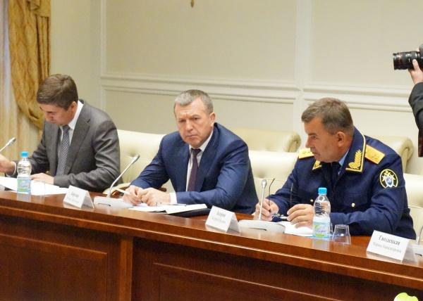 заседание Совета по информационной политике при полномочном представителе Президента Российской Федерации  в Уральском федеральном округе Фото: