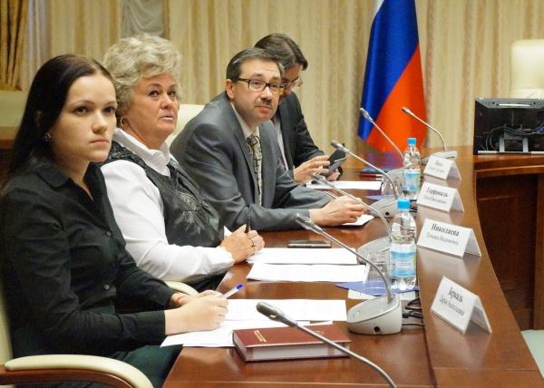 заседание Совета по информационной политике при полномочном представителе Президента Российской Федерации  в Уральском федеральном округе|Фото: