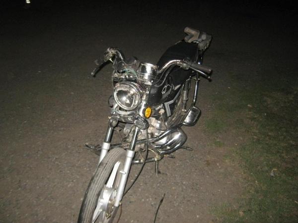 Мокроусово, скутер, авария|Фото:ГИБДД УМВД России по Курганской области