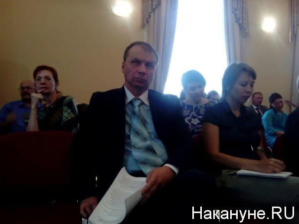 Андрей Потапов Фото: Накануне.RU