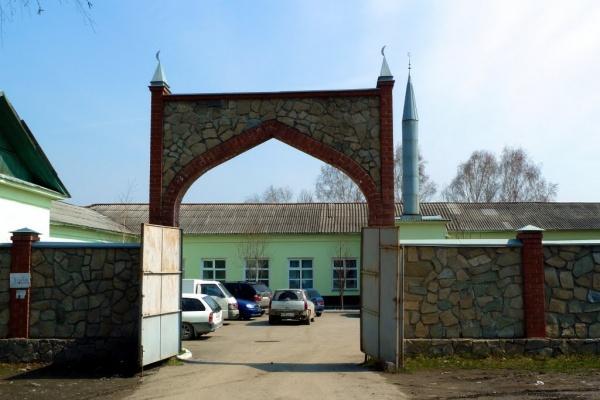 "мечеть ""Рахмат""|Фото:http://www.panoramio.com/"