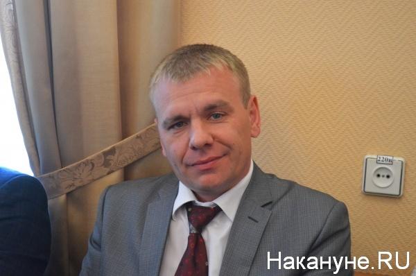 не допущенный до голосования кандидат Алексей Асташин|Фото:Накануне.RU