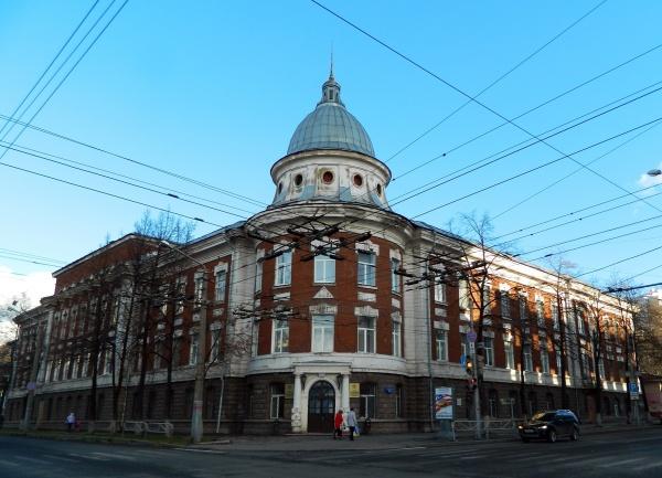Пермский государственный гуманитарно-педагогический университет пггпу|Фото: ru.wikipedia.org