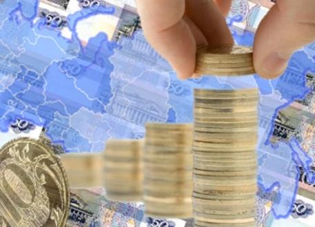 долги регионов, долг, регион, деньги, карта россии, коллаж|Фото: investcafe.ru/