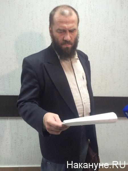 Амир Музафаров Рахмат суд|Фото: Накануне.RU
