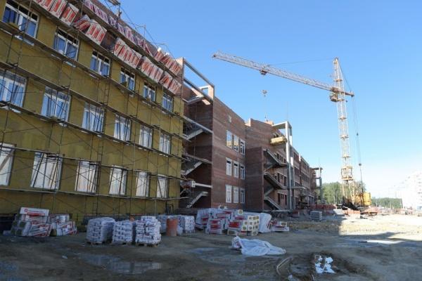 Школа, Челябинск, строительство школы,|Фото: пресс-служба губернатора Челябинской области