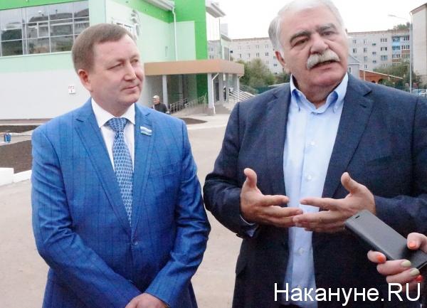 Абзалов, Муцоев|Фото: накануне.ru