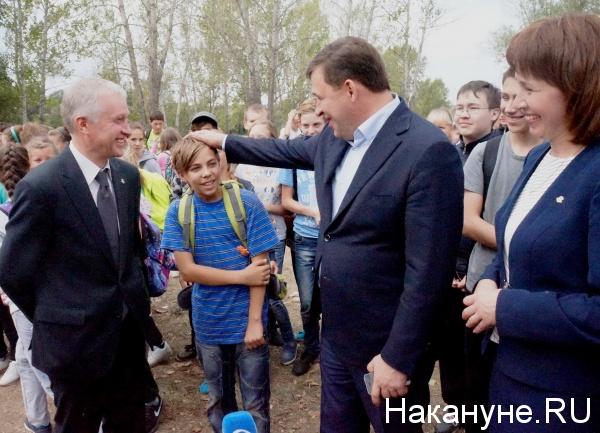 Евгений Куйвашев, Красноуфимск|Фото: накануне.ru