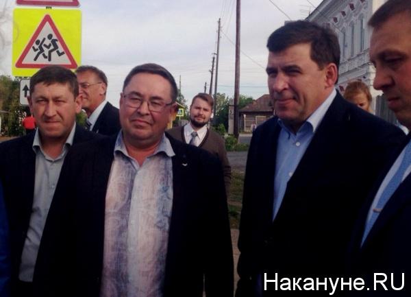 Село Нижнеиргинское, Куйвашев, Маланин|Фото: накануне.ru