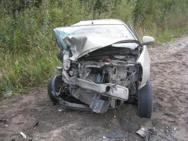 Авария, Нефтеюганский район, трасса Тюмень - Ханты-Мансийск|Фото: 86.мвд.рф