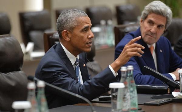 Барак Обама|Фото: пресс-служба президента РФ