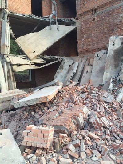 обрушение дома Сысерть|Фото: prokuratura.ur.ru