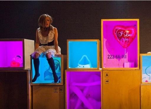 Пермский академический Театр-Театр, Голубая комната|Фото: Пермский академический Театр-Театр