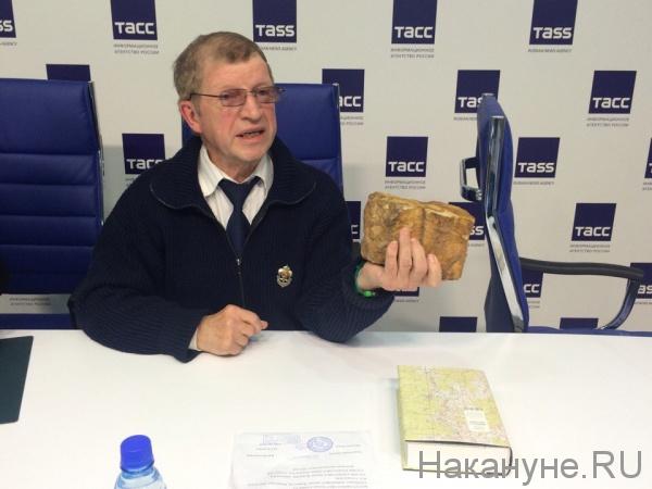 камень с перевала Дятлова Юрий Кунцевич|Фото: Накануне.RU
