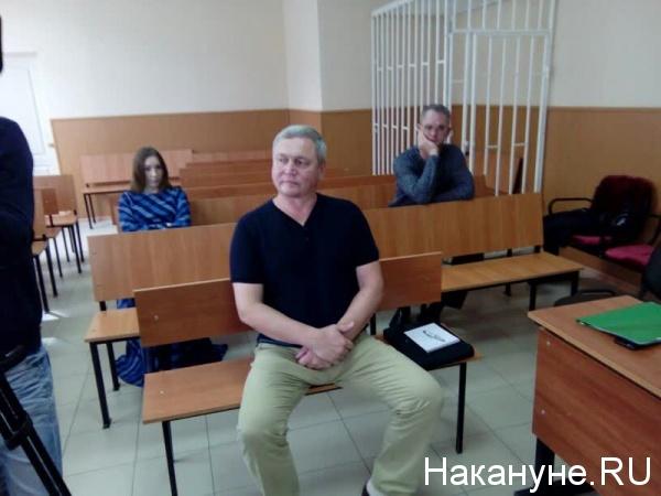 Игорь Решетников, экс-начальник УМВД по Курганской области|Фото: Накануне.RU