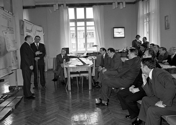 история создания Ан-124 Фото:antonov.com