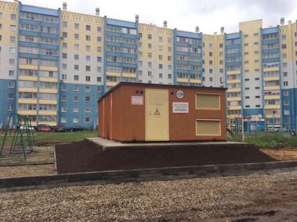 подстанция электричество двор Фото: МРСК Урала