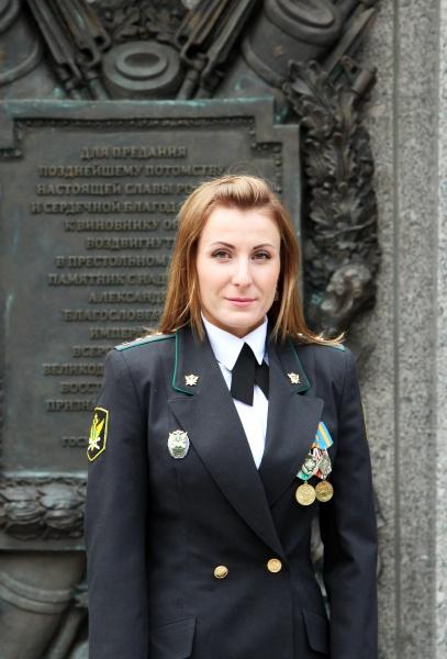 Екатерина Мухортикова Фото:УФССП России по Курганской области