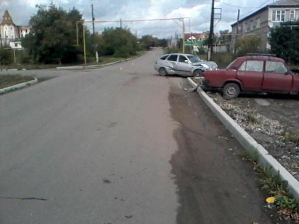 Далматово, авария, ДТП|Фото:ГИБДД УМВД России по Курганской области