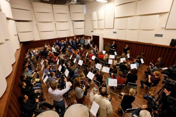 филармония, оркестр|Фото: Департамент информационной политики губернатора СО