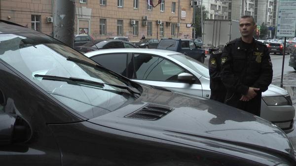 арест Мерседеса судебные приставы|Фото: УФССП по Свердловской области