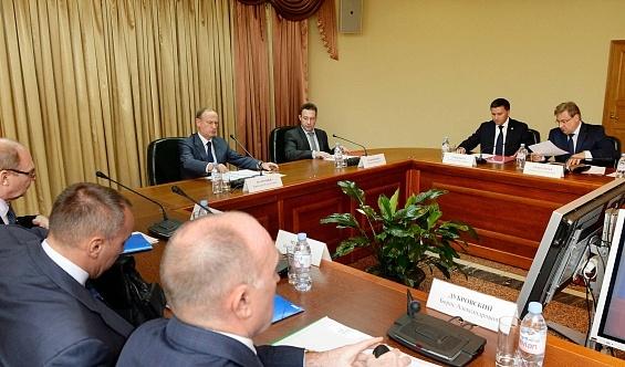 Совет безопасности РФ, Новый Уренгой|Фото: правительство.янао.рф