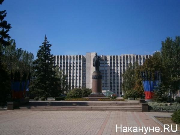 Временная избирательная комиссия (ВрИК) ДНР|Фото: Накануне.RU