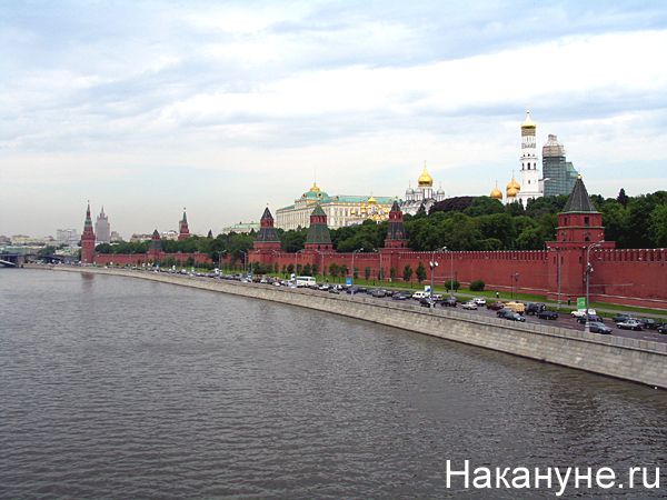 москва кремль Фото: Накануне.ru