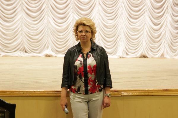 ямпольская , единая россия, поездки|Фото:единая россия